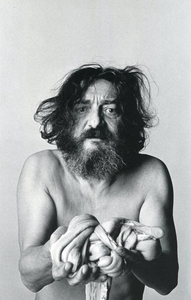 un ritratto di Franco Parenti
